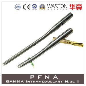 Titanium Pfna Gamma Intramedullary Nail pictures & photos