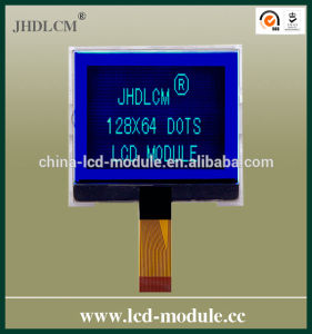 Graphic LCD Module Display Jhd12864-G66bsb-Bl
