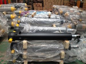 Multistage Telescopic Hyva Hydraulic Cylinder for Dump Truck pictures & photos