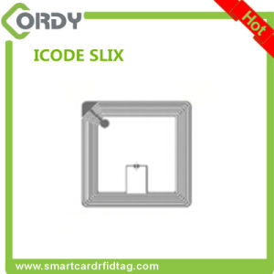 ISO 15693 ICODE SLIX RFID Blank paper label tag For library Books pictures & photos