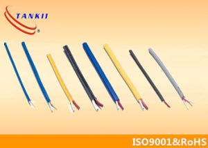 PFA / FG insulated thermocouple cable 20AWG (type JX) pictures & photos