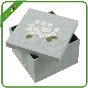 Decorative Fabric Storage Boxes with Lids pictures & photos
