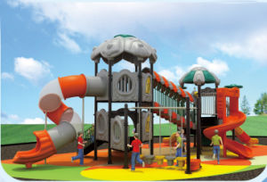 2016 New Outdoor Playground Equipment (HTS-A001) pictures & photos