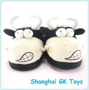 Cow Slipper Indoor Slipper Fashion Slipper pictures & photos