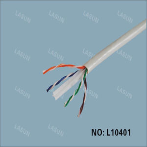 CAT6 UTP LAN Cable with PVC