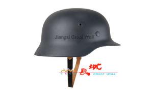 Military German World War Luftwaffe M35 Security Steel Helmet