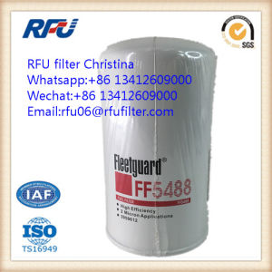 FF5488 High Quality Rfu Oil Filter for Fleetguard (FF5488) pictures & photos