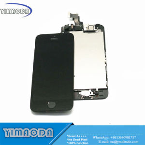 Original LCD for iPhone 5s LCD Touch Screen with Small Parts pictures & photos