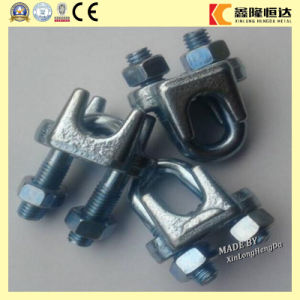High Quality DIN741 Malleable Wire Rope Clips pictures & photos