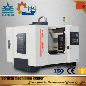 Vmc650L 3 Axis CNC Vertical Machining Center with Ce ISO pictures & photos