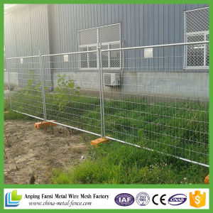 Australian Standard Steel Temporary Fence for Construction Sites pictures & photos