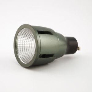 Aluminum 4W COB LED Recessed Downlight GU10 Bulb pictures & photos