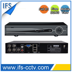 4CH P2p Standalone DVR, Mobile View DVR (ISR-3004T) pictures & photos