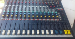 Sound Audio Style Epm12 Audio Mixer pictures & photos