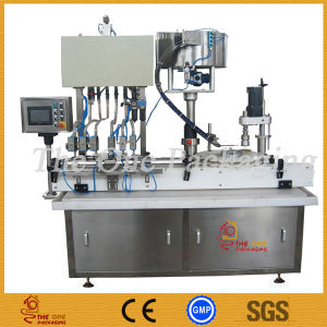 Gravity Monoblock Time Control Filling and Capping Machine pictures & photos