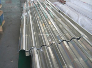 High Rust Resistance Corrugated Aluminum Sheet