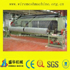 Anping Manufacturer Gabion Mesh Machine (China ISO9001) pictures & photos
