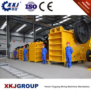 Jaw Crusher Used in Crushing Line pictures & photos
