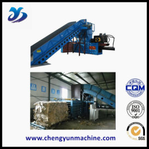 Horizontal Baler with Automatic Belting pictures & photos