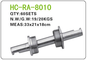 Bicycle Parts Steel Axle (RA-8010) pictures & photos