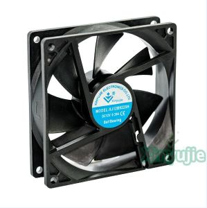 Ce RoHS Approval 12V 24V 92mm 9225 DC Fan 92X92X25mm pictures & photos