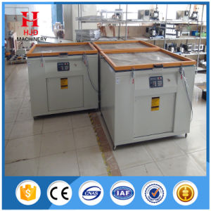 UV Vacuum Exposure China Supplier Screen Printing with Hjd-202 pictures & photos