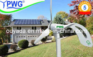 Home Use Small 200W, 300W, 400W Wind Turbine pictures & photos