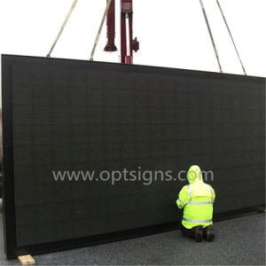 Outdoor High Brightness Information Signs P10 LED Displays pictures & photos