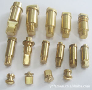 """1/2"""" CE Certified Quality Nickel Plated Brass Forged Bibcock (AV2020) pictures & photos"""