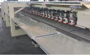 Embroidery Machine with Heavy Body/High Speed Machine pictures & photos