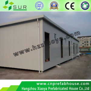 CE Steel Building Container House for Living pictures & photos