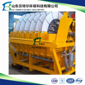 Ceramic Disc Filter, Mining Slurry Dewatering Unit, Exported to Korea pictures & photos