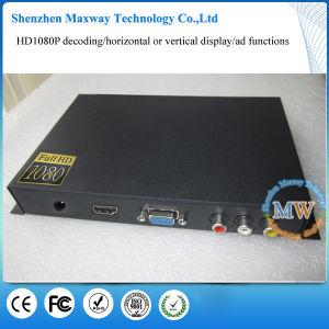 Full HD 1080P Digital Signage Media Player Box (MW-MPB09HD) pictures & photos