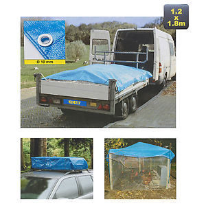 Tarpaulin Blue Sheet Waterproof Windbreak pictures & photos