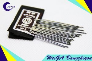 High Quality Stainless Steel Hand Sewing Needle pictures & photos