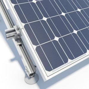 265W Yenilenebilir Enerji Esnek Mono PV Panel pictures & photos