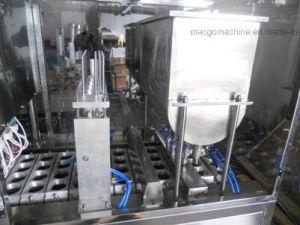 Cup Filling Sealing Machine (pre-cut Aluminum lid sealing) pictures & photos