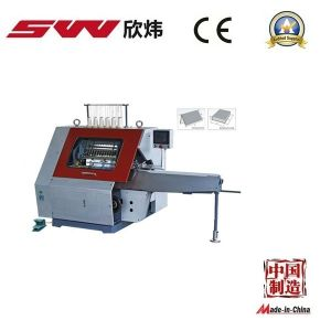 Semi-Automatic Book Sewing Machine pictures & photos