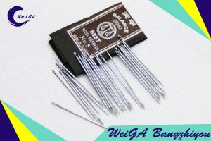 Electroplating of High Quality Sewing Needles Size 5 pictures & photos