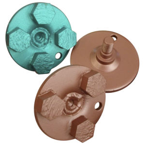 Metal Floor Grinding Pads for Concrete pictures & photos
