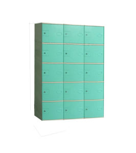 Electronic Plastic Locker for Supermarket, Gym and Dressingroom Js38 pictures & photos
