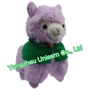 CE EN71 Approve Soft Stuffed Animal Alpaca Plush Toy pictures & photos