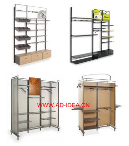 Merchandise Display Stand, Display Shelf, Exhibition Stand (AD-FDS-8777) pictures & photos