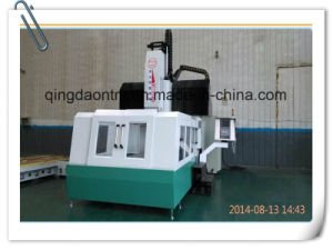Ntm Gantry CNC Milling Machine for Railway Bogie (CKM3026) pictures & photos