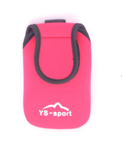 Qh-5208 Neoprene Sports Mobile Phone Case