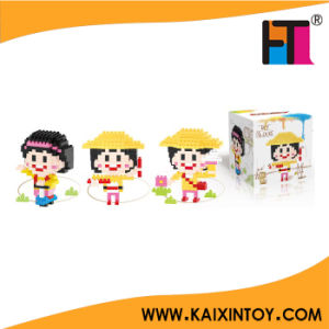 ABS Plastic Mini Figures Blocks Shantou Chenghai Toys for Kids Gift pictures & photos