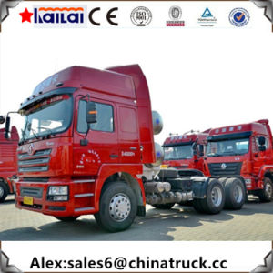 D′long Shacman F3000 Tractor Truck & Trailer Head pictures & photos