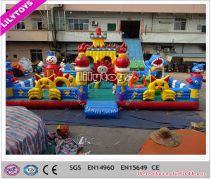 Lilytoys! Giant Inflatable Jumping Castle for Sale (Lilytoys-New-045) pictures & photos