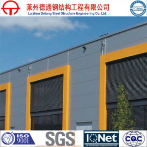 Prefabricated House/Steel Structure Warehouse