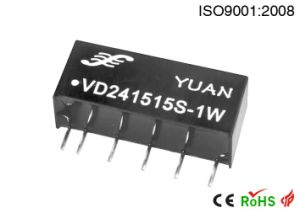 1W/2W DC DC Converter with 1kv Isolation pictures & photos